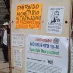 El Sector de la Cultura y el Movimiento 15-M