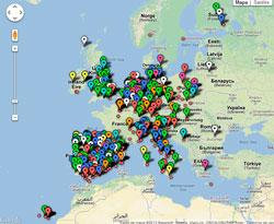 Retallades de cultura a Europa