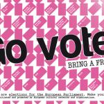 Campaña del Sector Cultural Europeo a Favor del Voto – GO VOTE!!