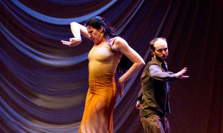 Maria Pages y Sidi Larbi Chercaoui. De Bélgica, Marruecos o Andalucia, los circuitos internacionales valoran la audacia de la danza