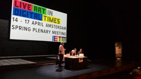 Assemblea General de IETM a Amsterdam