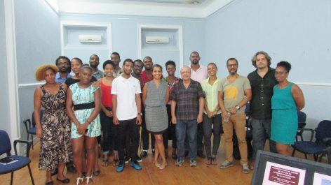 Curso de internacionalización dcultura en Praia - Cabo Verde