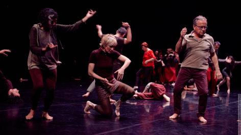 El futuro de las artes escénicasde: la inclusividad. Espectáculo +45 de compañía Sebastian Garcia Ferro